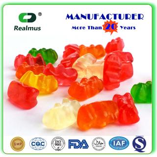 Fruit bear Omega 3 Gummy Candy