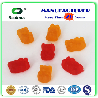 Natural Vitamin A Lutein Gummy Candy