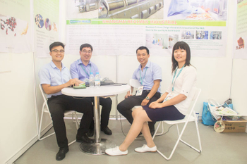 Shanghai Realmus Products show with great success in CPHI 2018 China