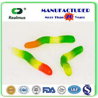 halal certification kosher flavor sweets Multivitamin Gummy candy jelly candy